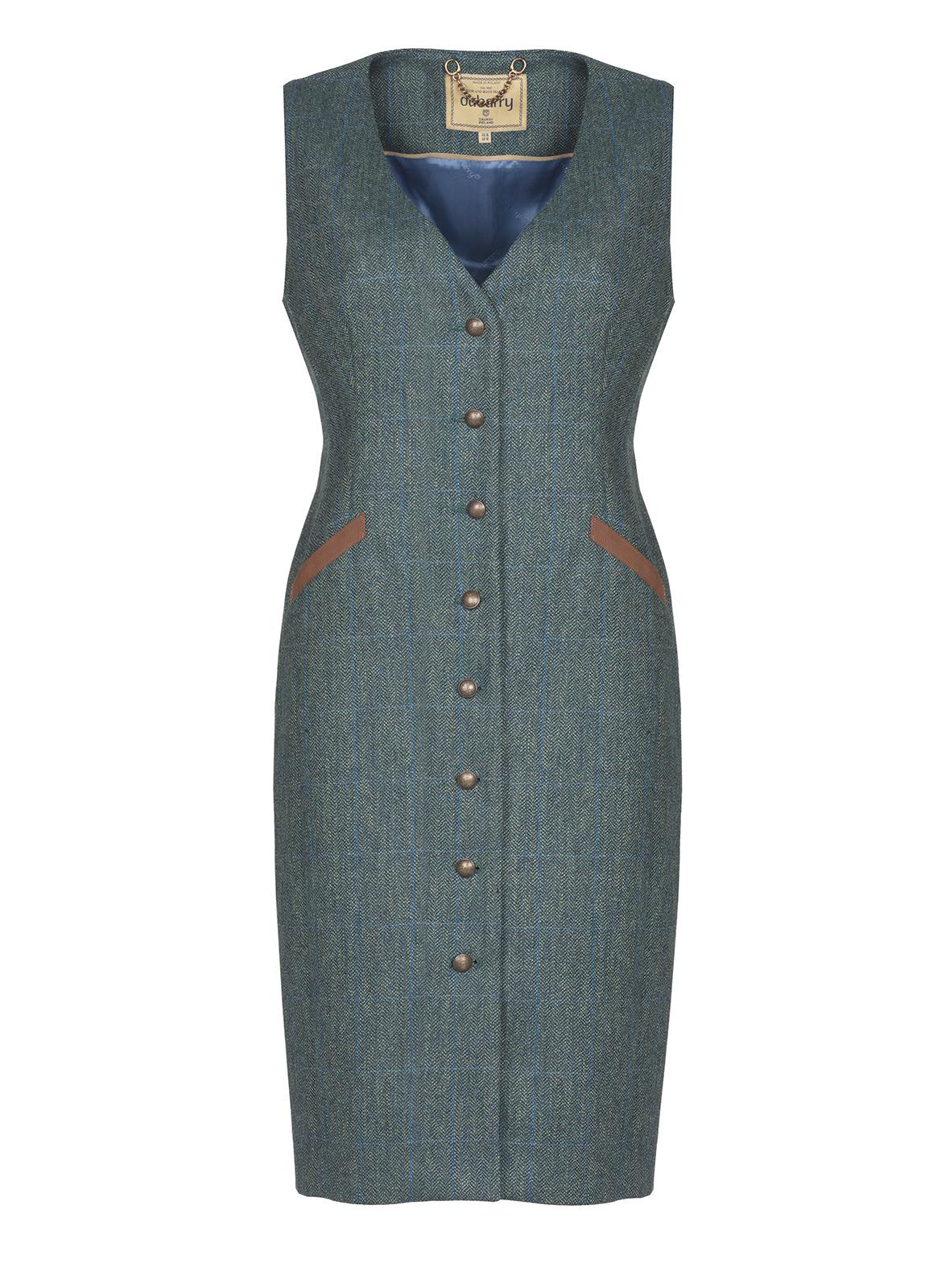 Dubarry_ Larkhill Tweed dress - Mist_Image_2