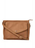 Garbally Cross Body Bag - Tan