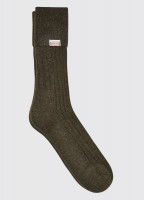 Holycross Alpaca Socks - Olive
