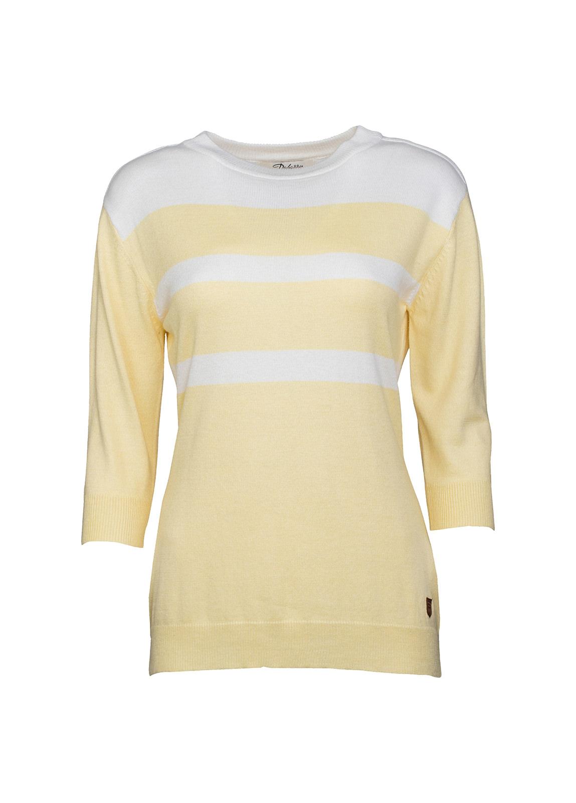 Dubarry_Morrison Ladies Sweater - Royal Blue_Image_2