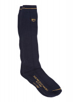 Long Boot Socks - Navy