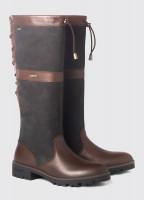 Glanmire Damen Stiefel - Black/Brown