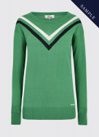Ballybrit Sweater - Kelly Green - EU 36