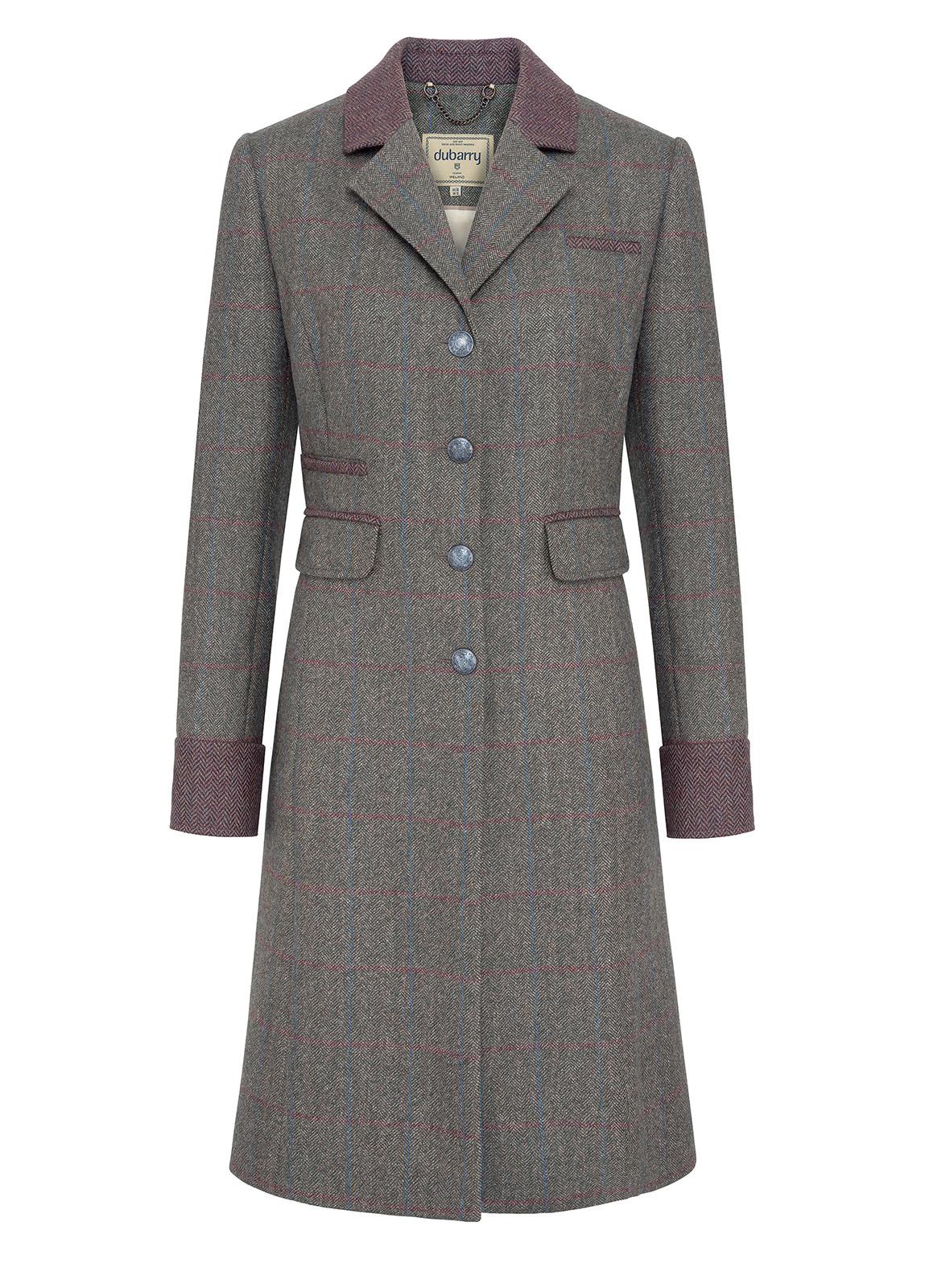 Dubarry_Blackthorn Tweed Jacket  - Moss_Image_2