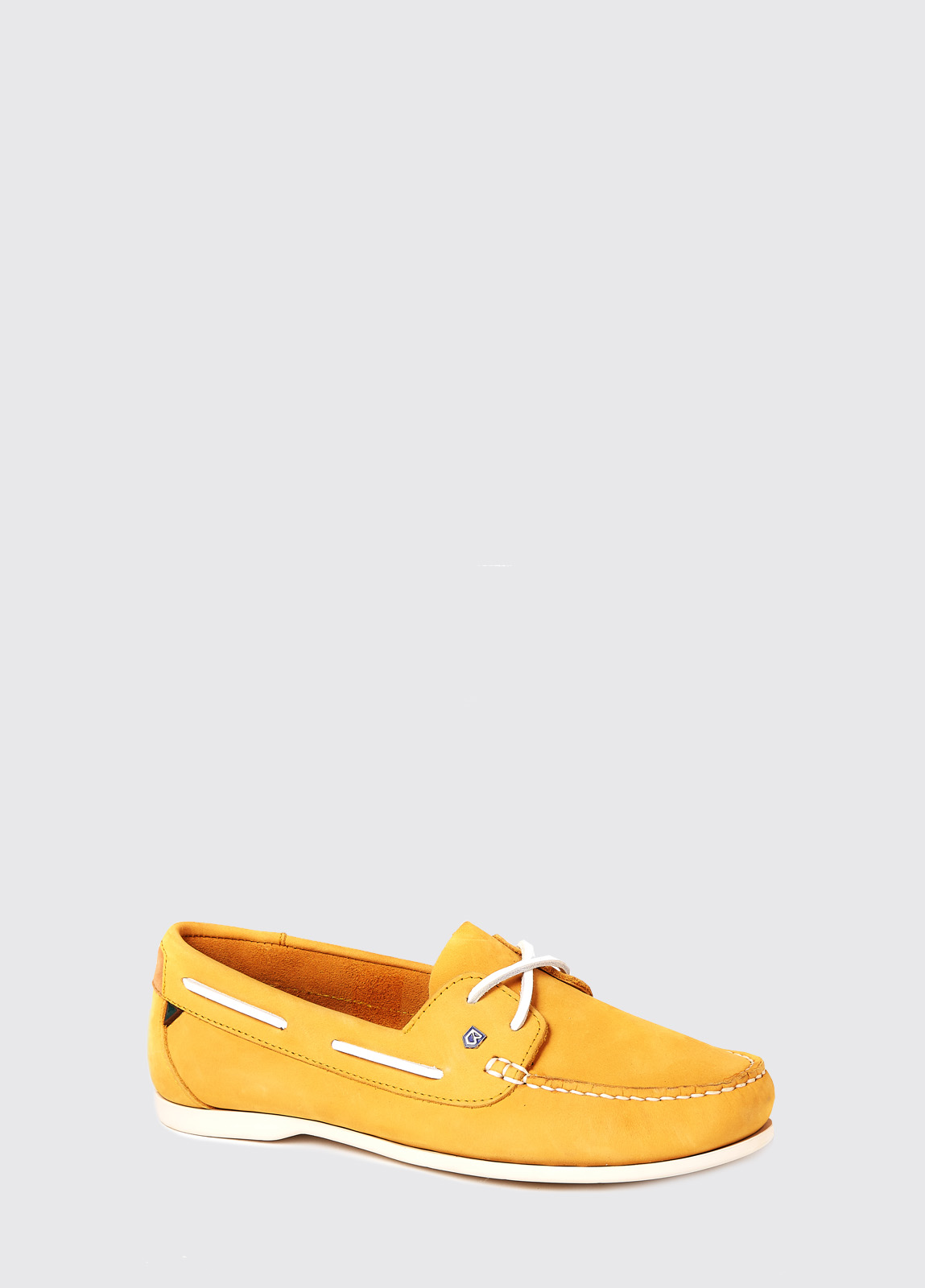 Aruba Deck Shoe - Sunflower