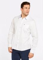 Rathgar Herren Hemd - White