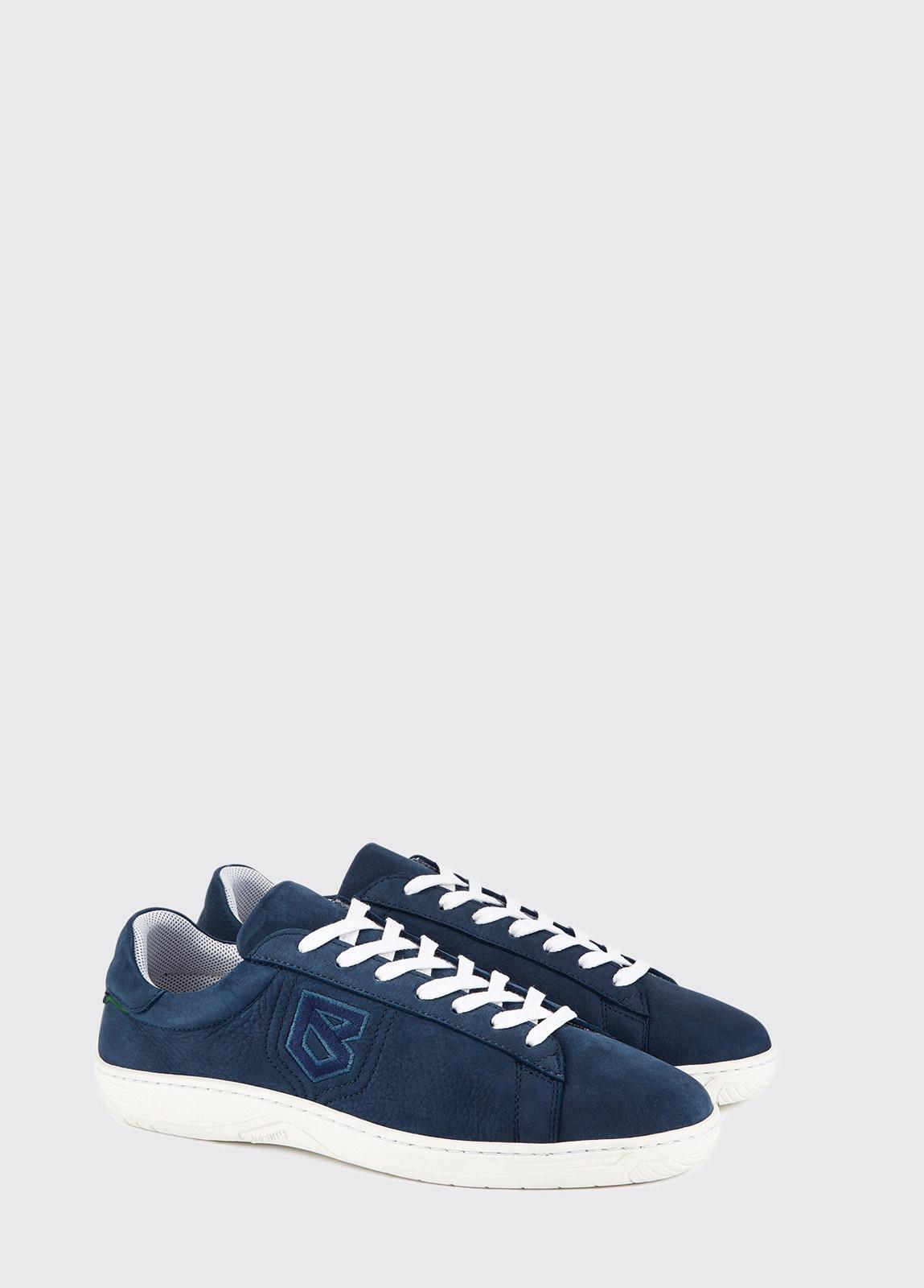 Portofino Deck Shoe - Denim