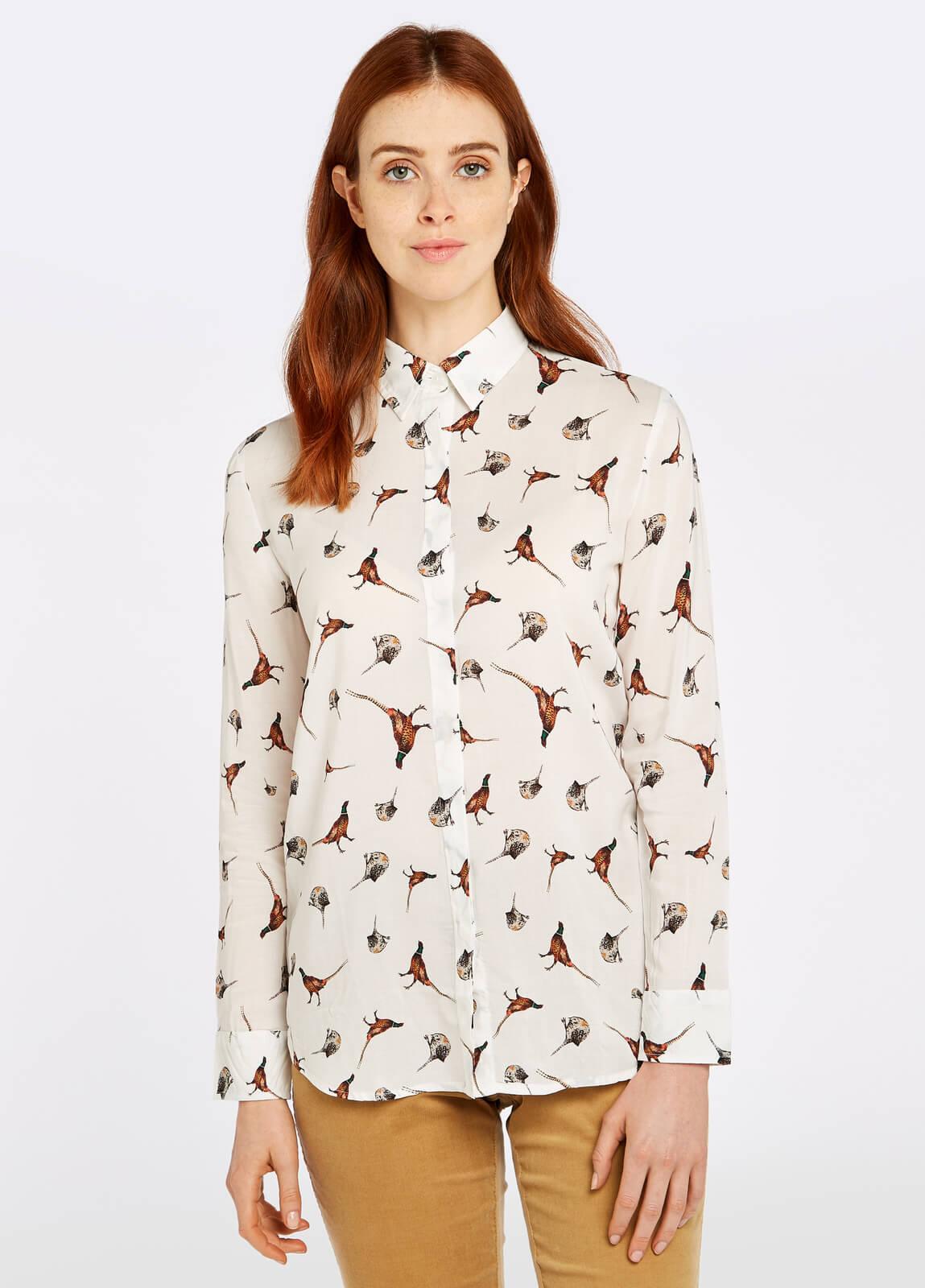Briarrose Shirt - Cream