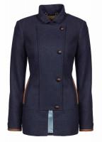 Willow Tweed Jacket - Navy