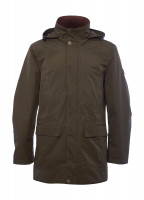 Ballywater Coat - Olive
