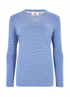 Stradbally Top - Royal Blue