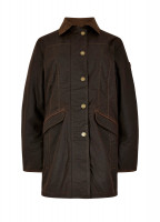 Baltray Waxed Jacket - Java