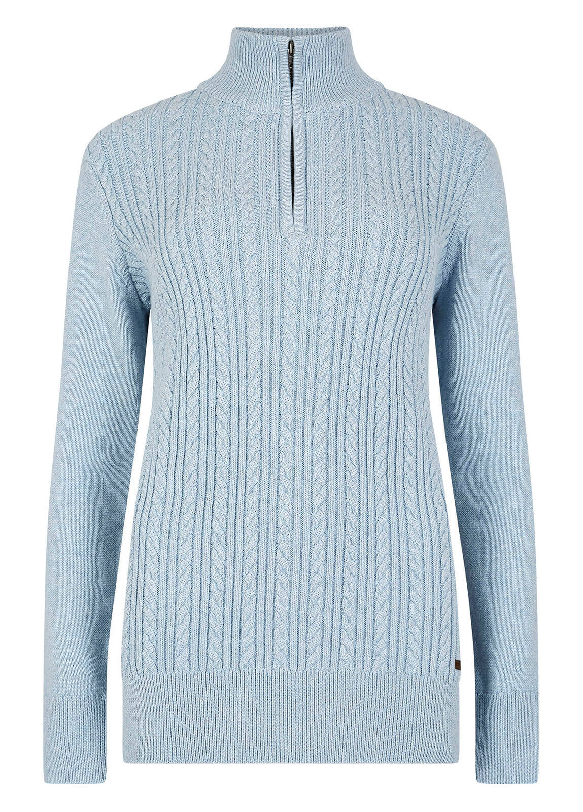 Garvey_Knitted_Sweater_Pale_Blue_Image_1