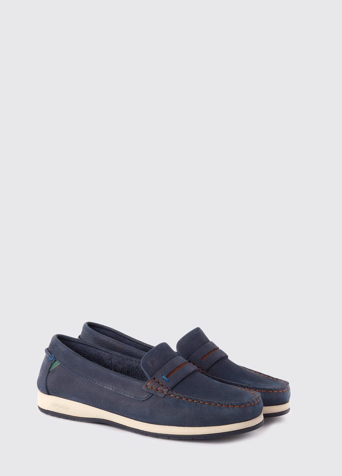 Mizen X LT Deck shoes - Navy