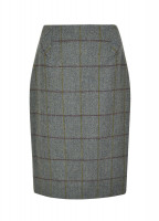 Fern Tweed Skirt - Sorrel