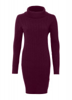 Westport Sweater dress - Malbec