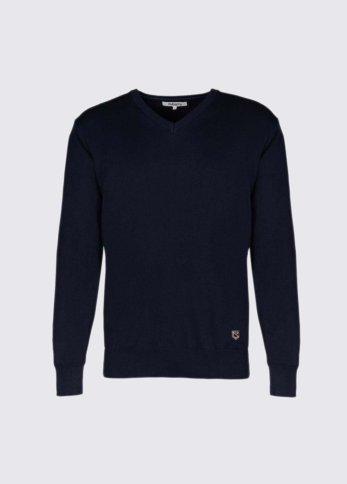 Carson Sweater - Navy
