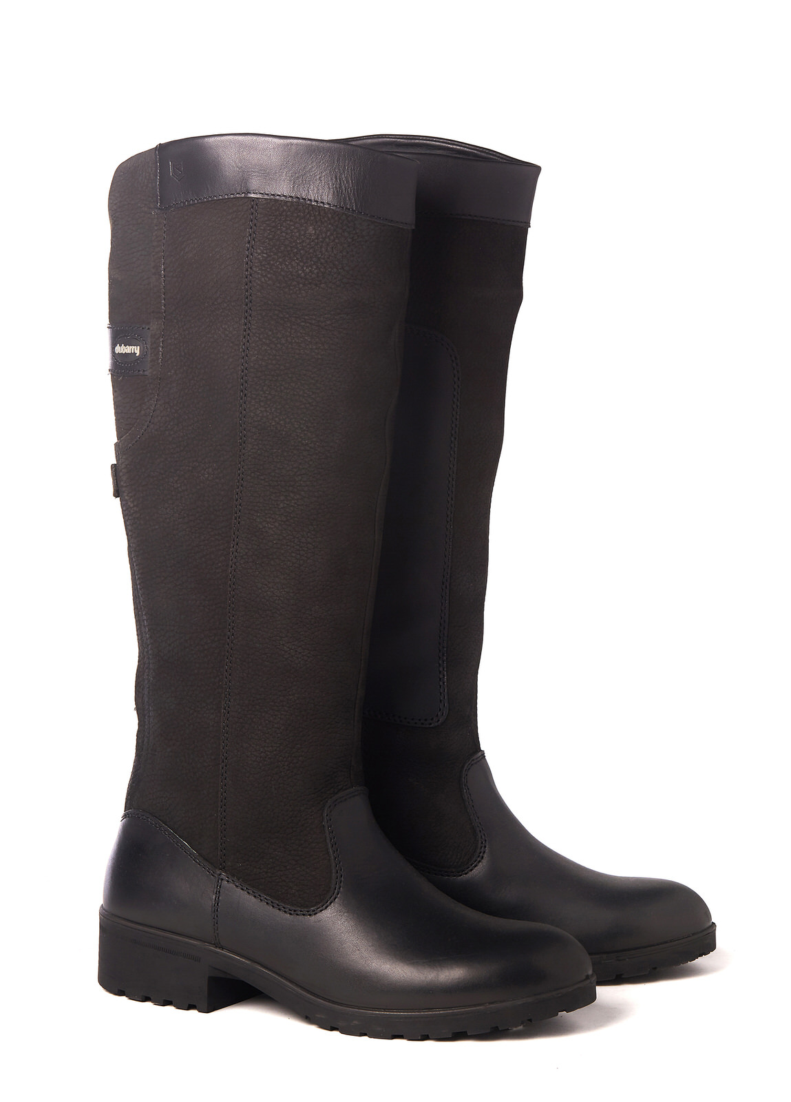 Clare Country Boot - Black