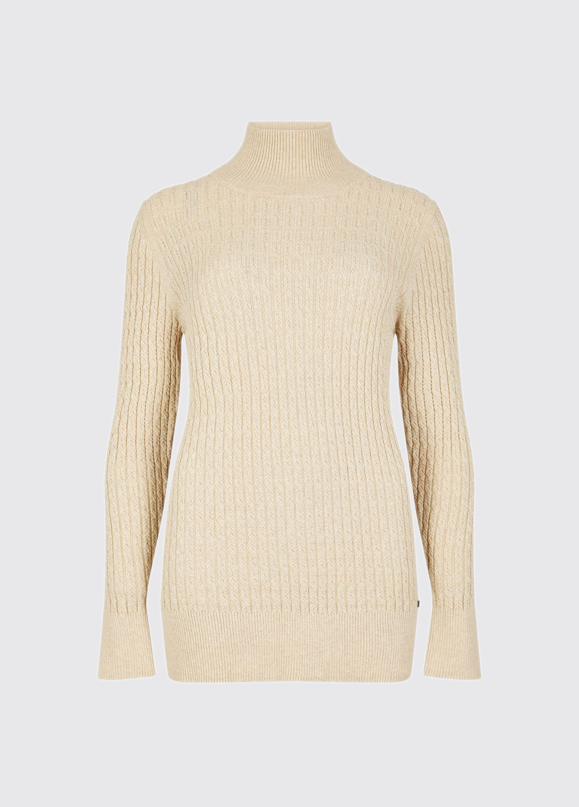 Cormack Women's sweater - Oyster