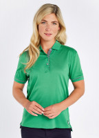 Silvermines Polo - Kelly Green