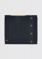 Crawford Neck Warmer - Navy