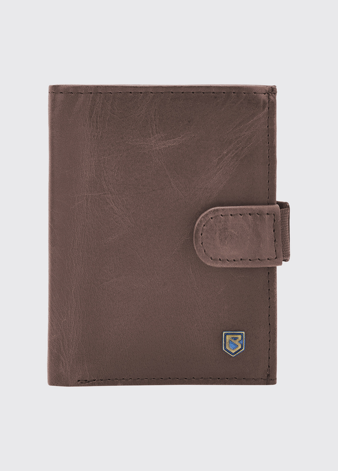 Thurles Leather Wallet - Old Rum