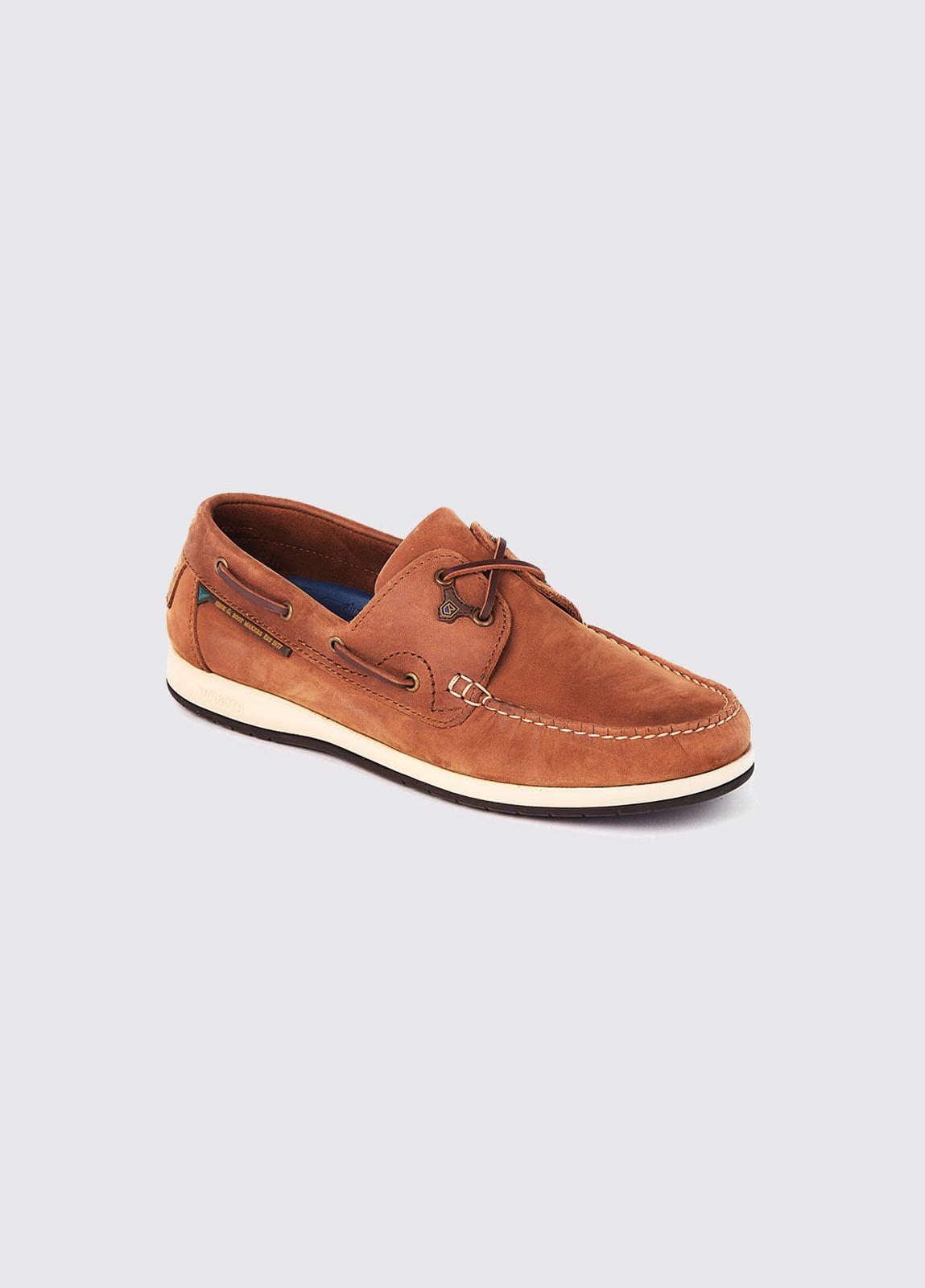 Sailmaker X LT Deck Shoe - Tan