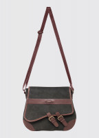 Boyne Cross Body Bag - Black/Brown