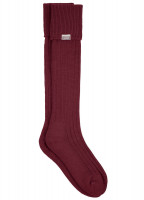 Alpaca Socks - Malbec