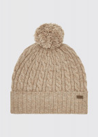 Schull Knitted Hat - Stone