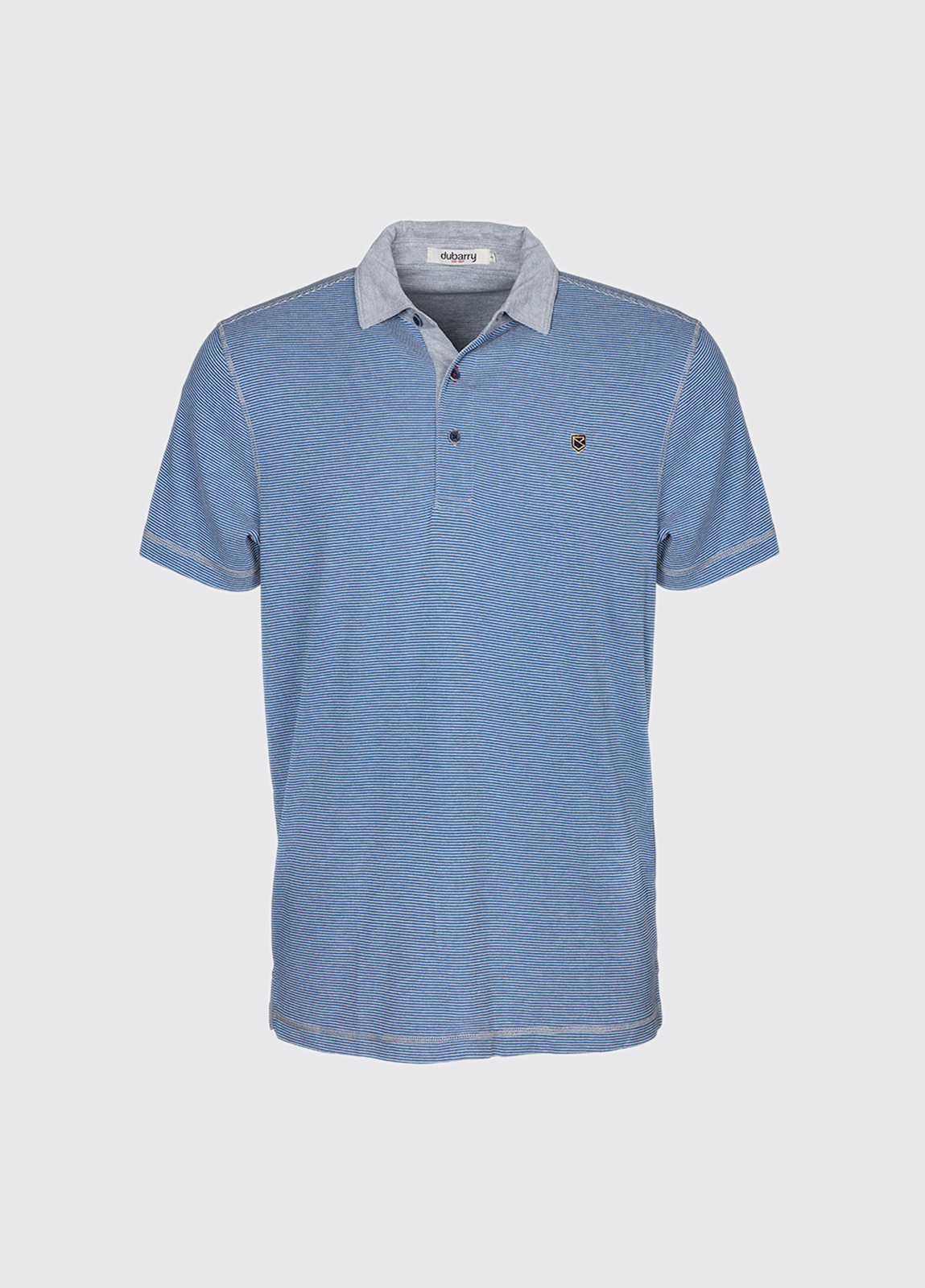 Drumcliff Polo Shirt - Denim