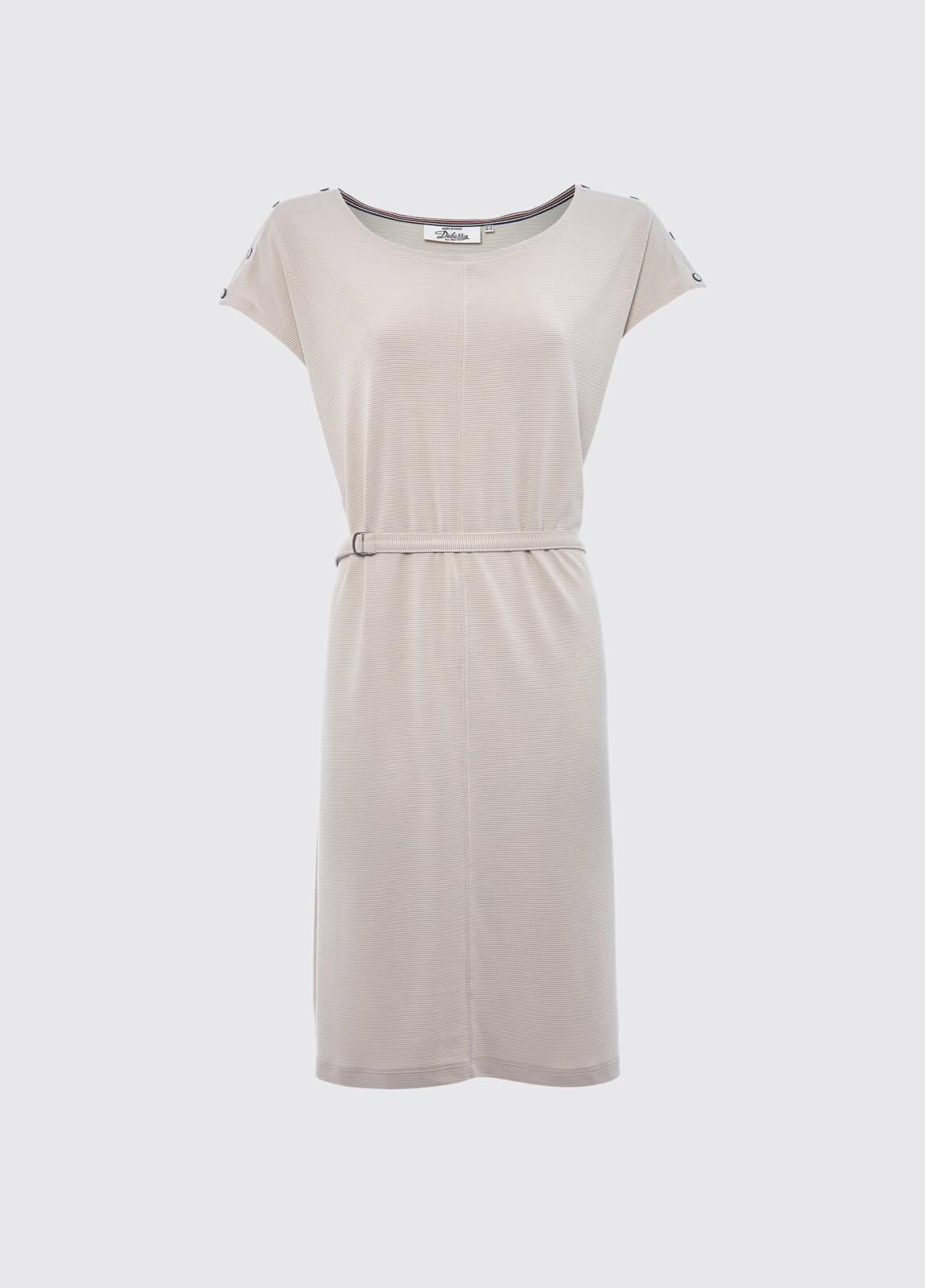 Kilcullen Dress - Oyster