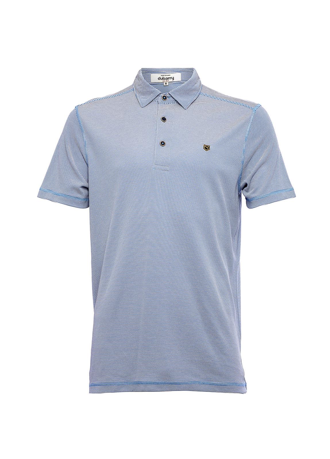 Dubarry_ Drumcliff Polo Shirt - Blue_Image_2