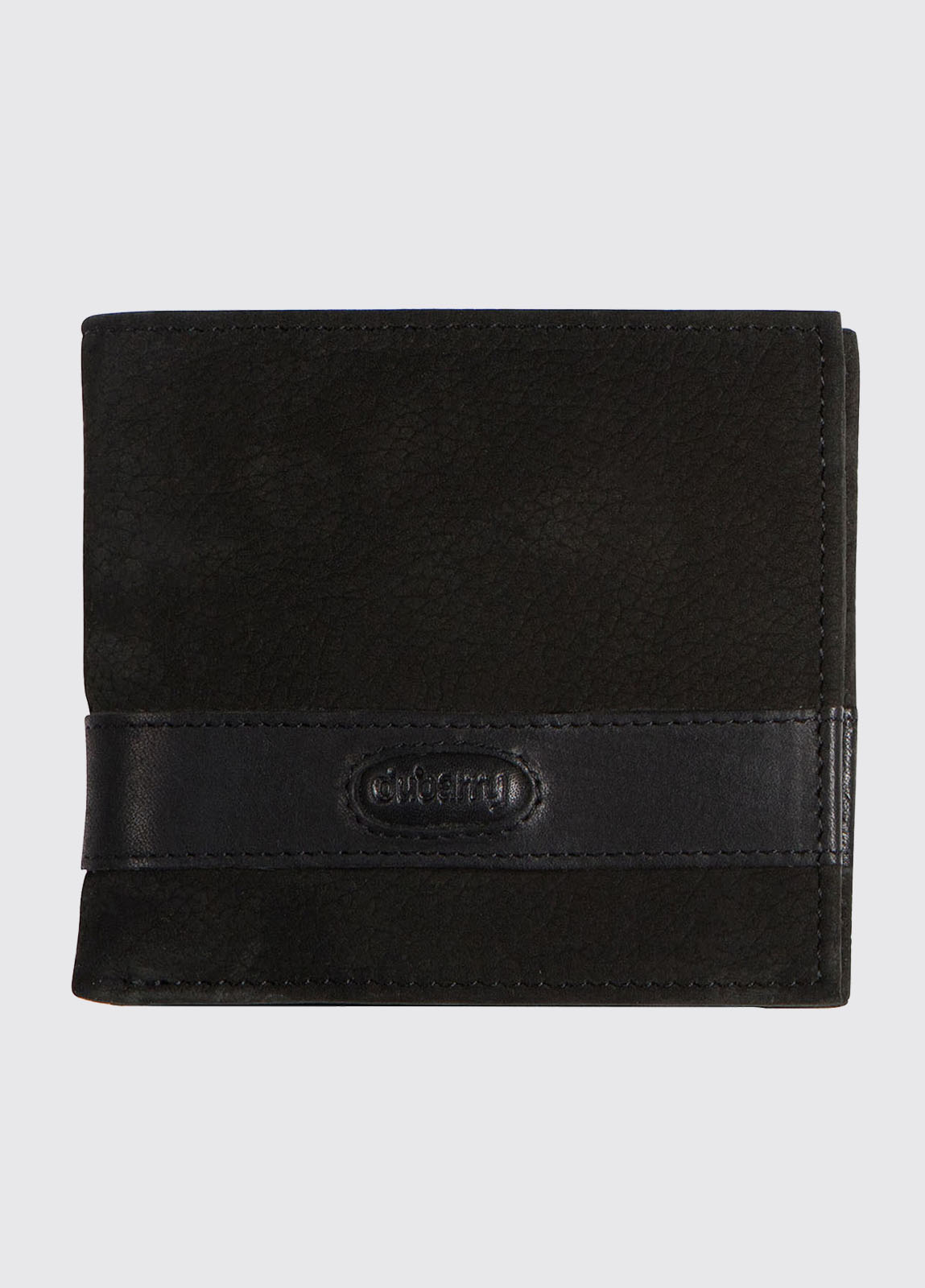 Grafton Leather Wallet - Black