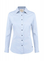 Carnation Womens Shirt - Blue