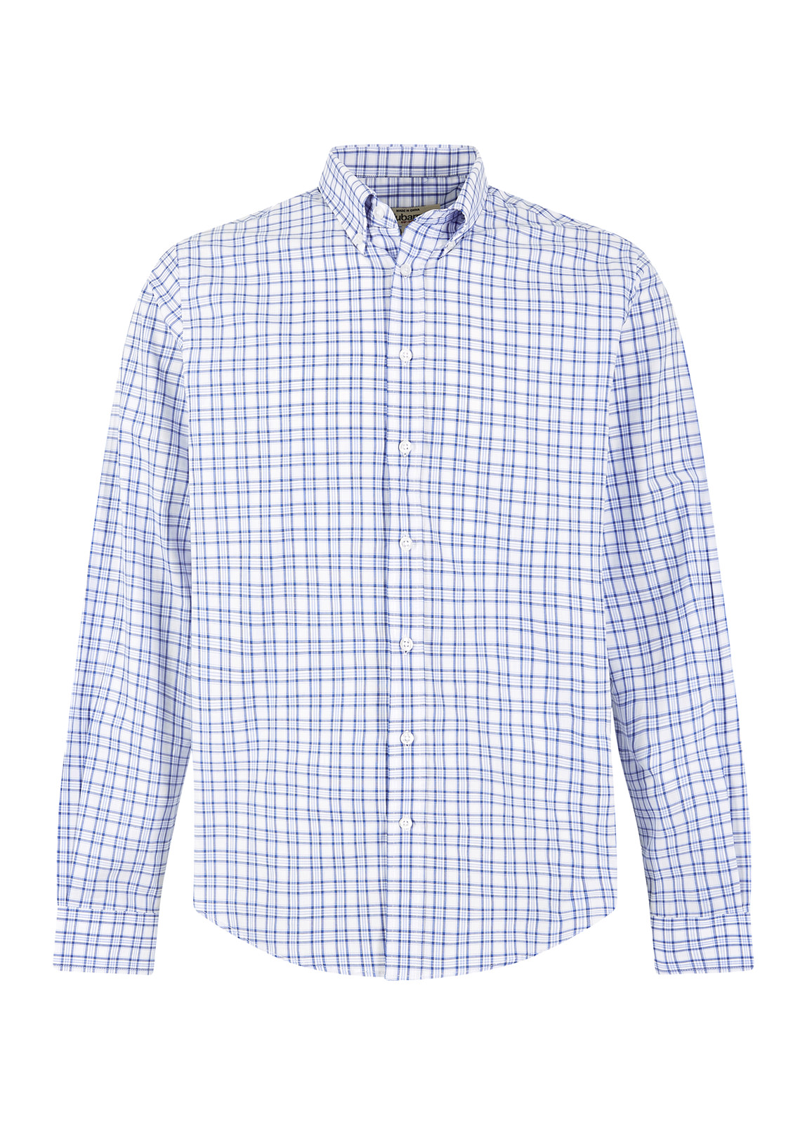 Dubarry_Ferns Shirt - Blue Multi_Image_2