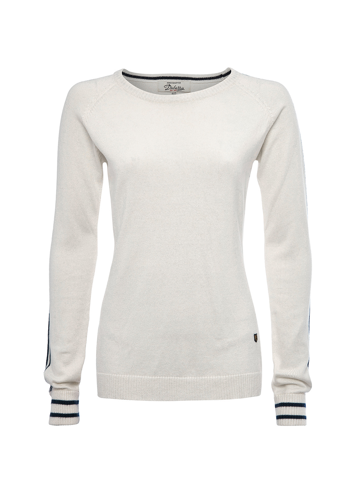 Dubarry_ Donard jumper - Sail White_Image_2