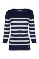 Kilcar Sweater - Navy