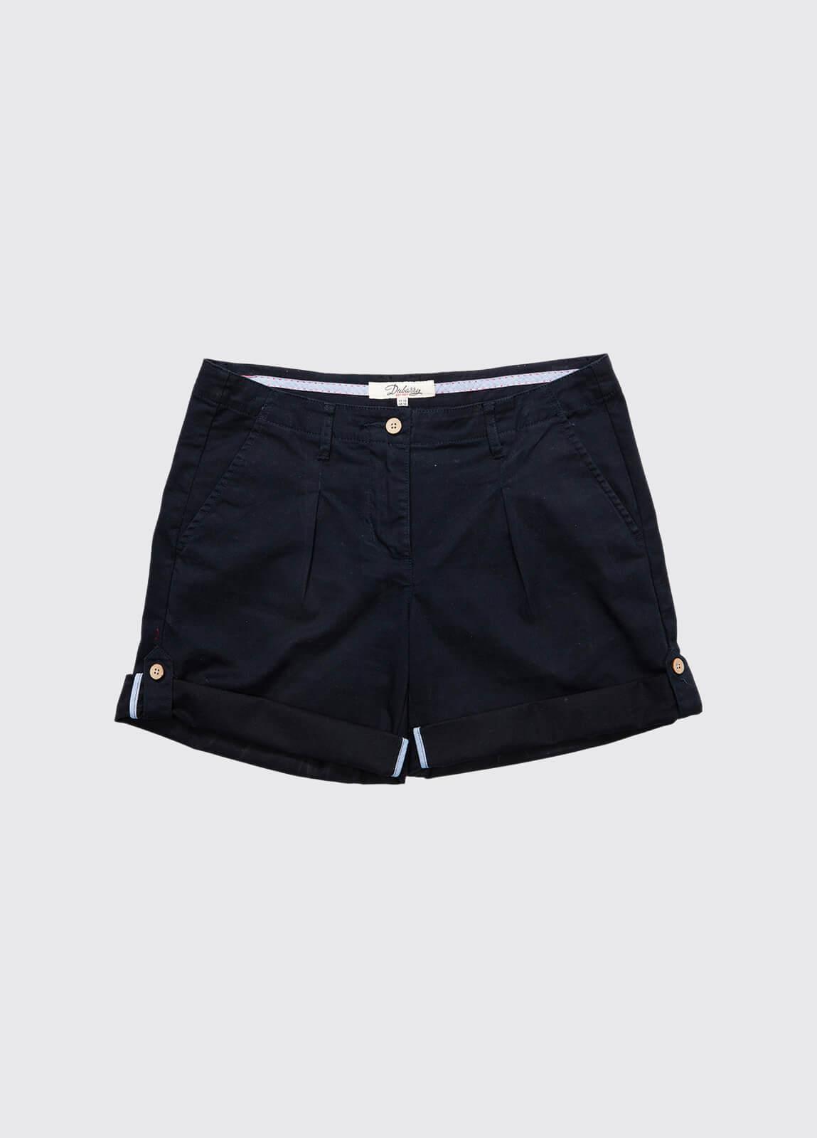 Summerhill ladies shorts - Navy