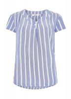 Gardenia Shirt - Royal Blue
