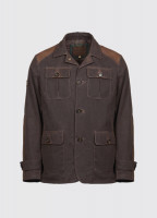 Glenview Country Jacket - Old Rum