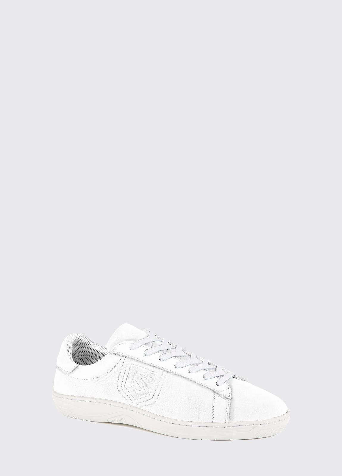 Portofino Deck Shoe - White