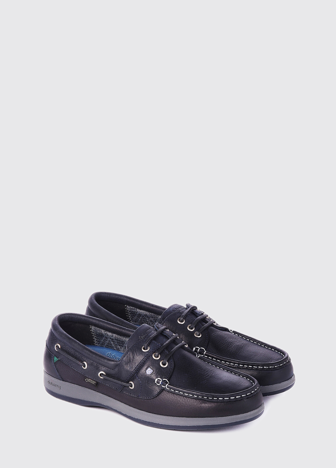 Mariner Moccasin - Navy