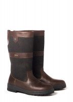 Kildare Country Boot - Black/Brown