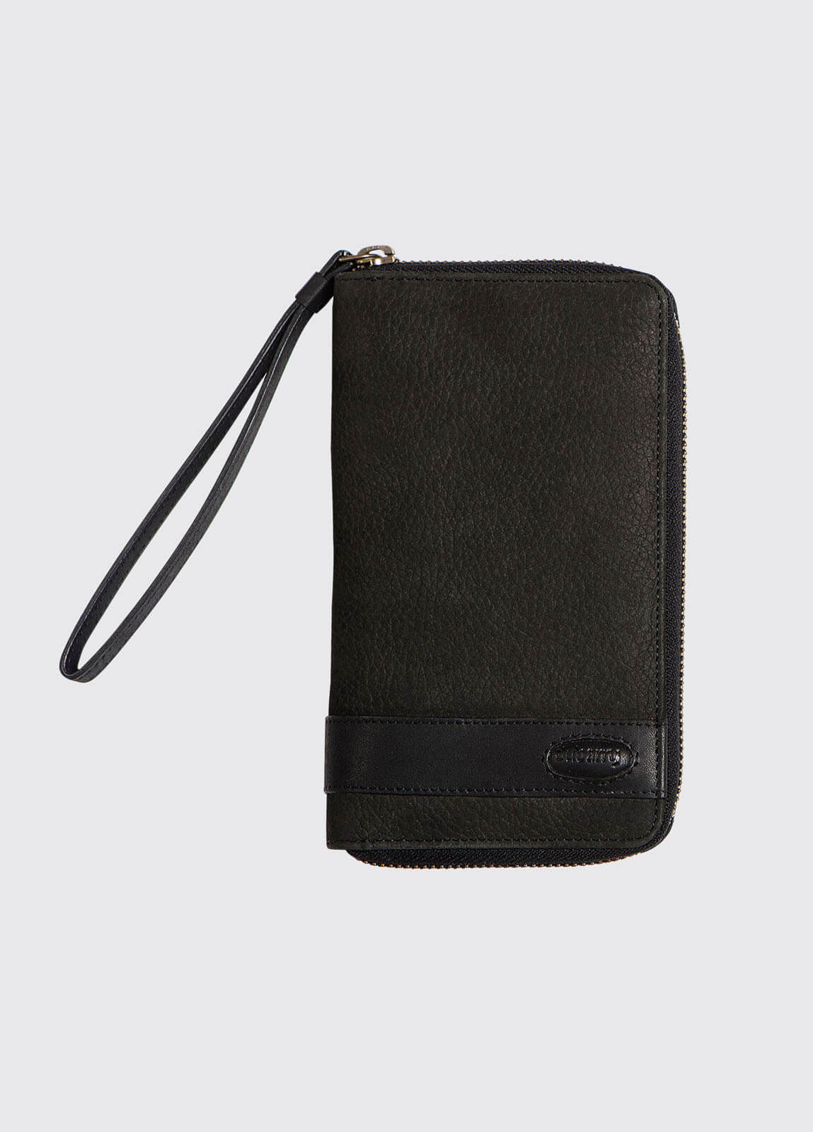 Letterkenny Leather Wallet - Black