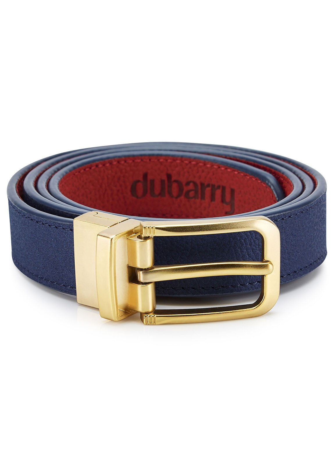Foynes_Leather_Belt__Royal_Blue_Image_1