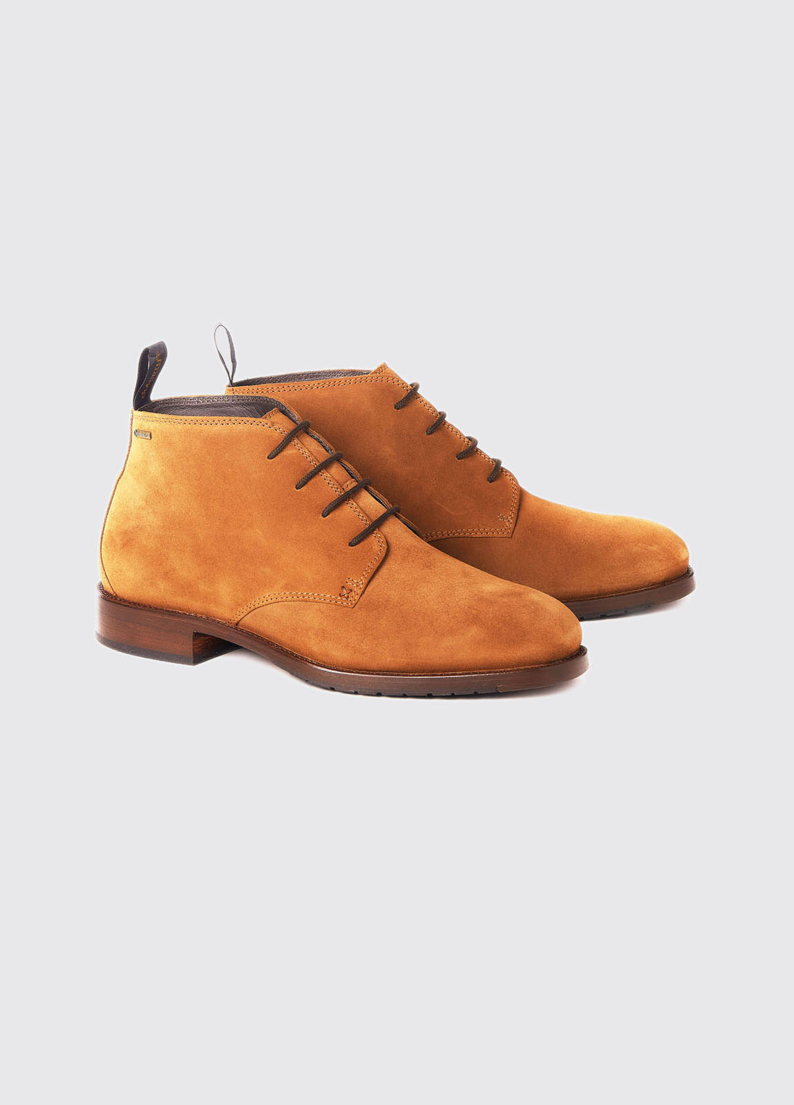 Kilgarvan Lace-up Boot - Camel