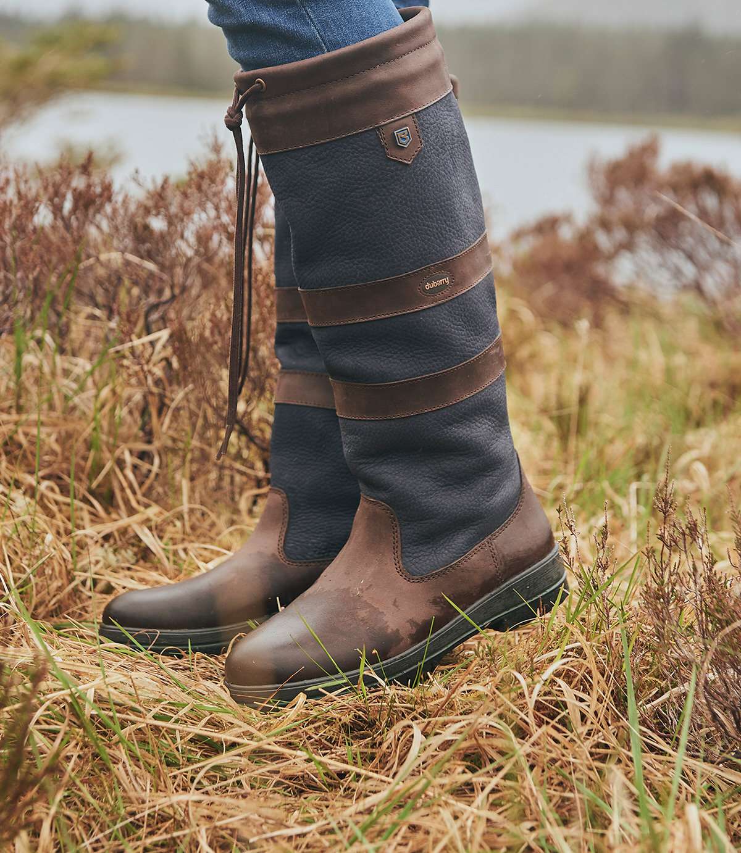Womens Dubarry Short Gold Boot Tree RRP £25.00