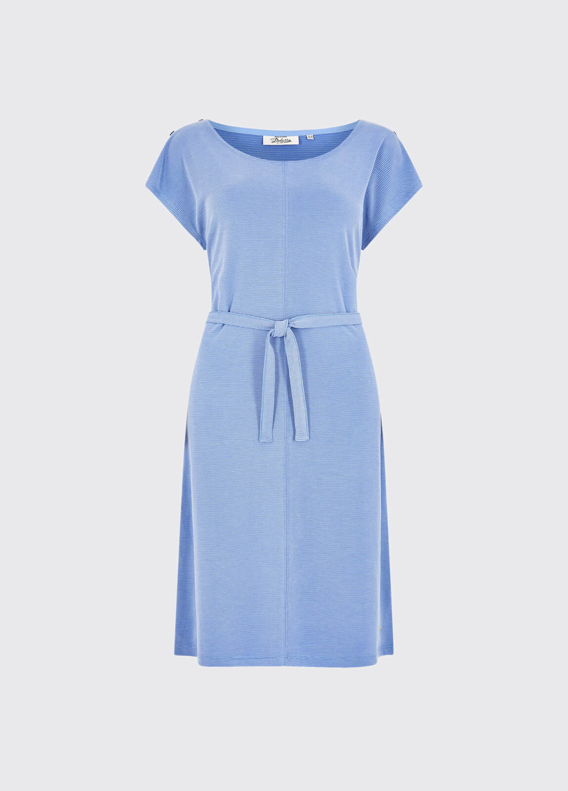 Virginia Dress - Blue