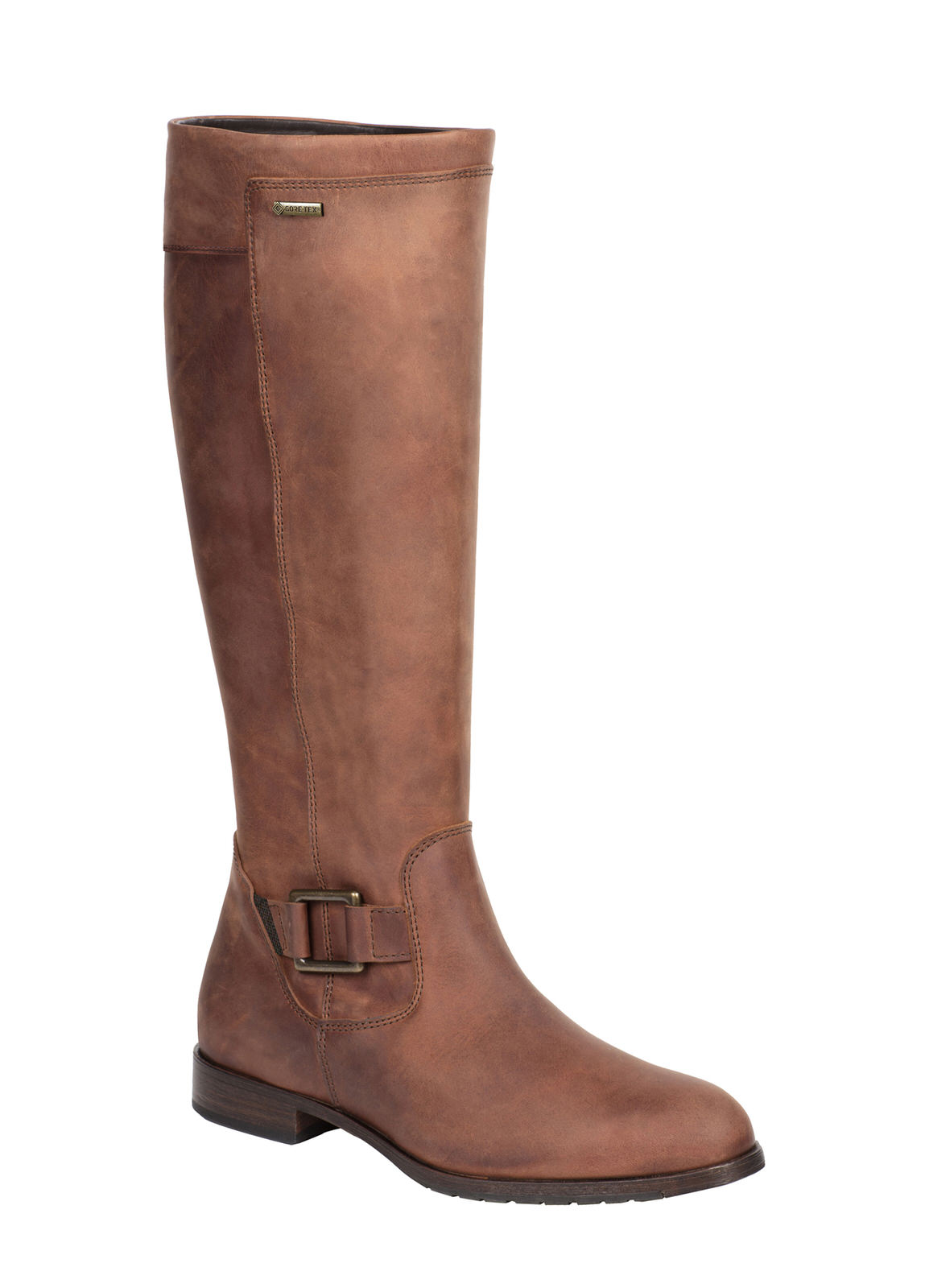 Dubarry_Limerick Leather Soled Boot - Chestnut_Image_1